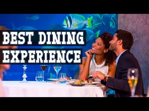 Best Dining Experience in Dubai