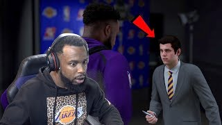 My Agent Said I Didn't Make All-Star! NBA 2K19 MyCareer Ep 84