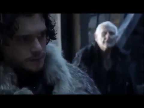 Aemon Targaryen si rivela a Jon Snow