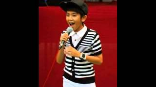 Foto Iqbal Coboy Junior Handsome Terbaru 2013