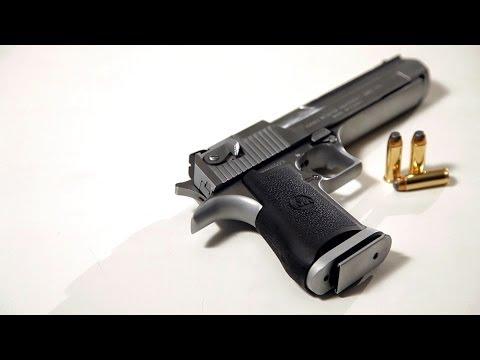 Desert Eagle .44 Review | Gun Guide