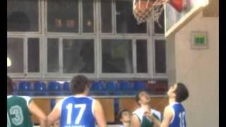 Старт баскетбольной Студенческой Лиги. 10_02_11