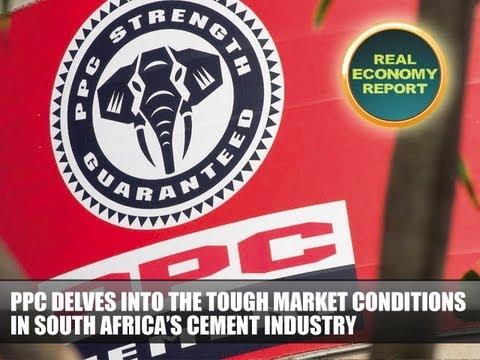 Real Economy Report 163 - Pretoria Portland Cement