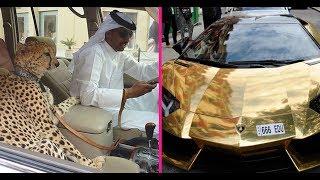 НЕ УПАДИТЕ! Как на самом деле живут обычные арабские шейхи