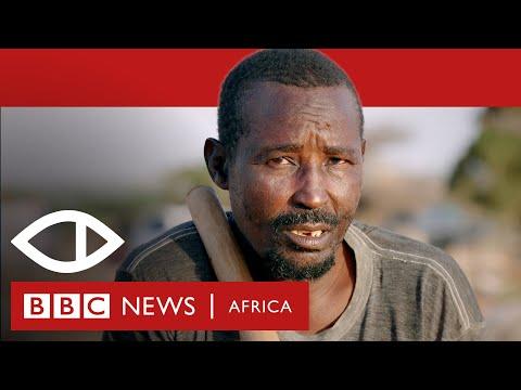 The Gravedigger's Truth: Coronavirus hits Somalia  - BBC Africa Eye documentary