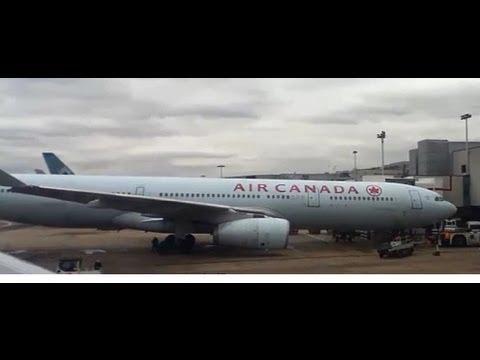 Best Flight experience from Mumbai to Ottawa via London journey in 11 Min..