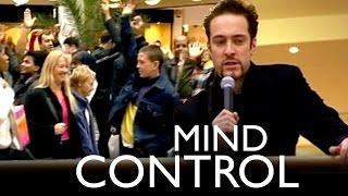 Derren Brown Brainwashes an Entire Shopping Mall