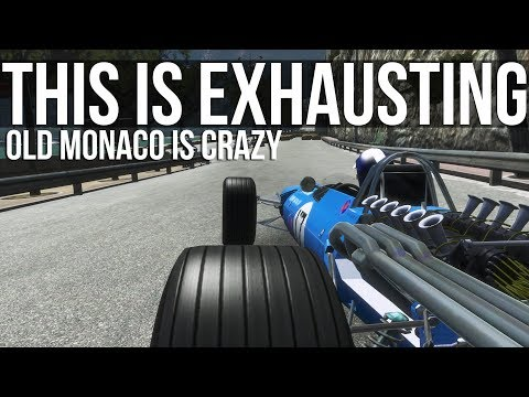 Trying To Beat A 50 Year Old Monaco Pole Lap