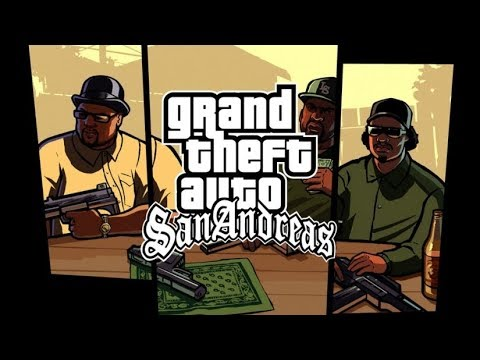 Grand Theft Auto San Andreas 2004  {FINAL MISSION:-END OF THE LINE} PC with Ending credits