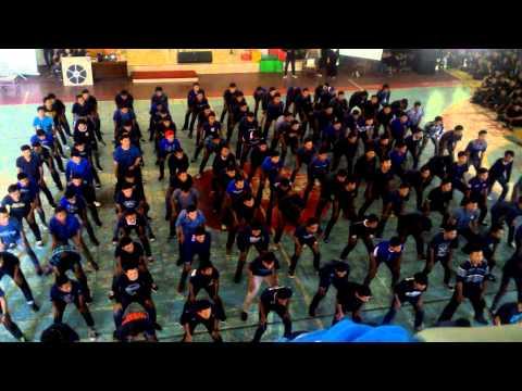 Flashmob Teknik Mesin 2015