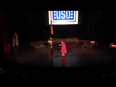 StageKids Washington presents Don't Say No to the USO