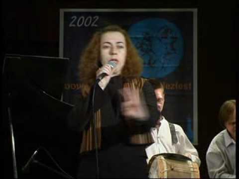 Alina Ivakh performed Kiever tramvay (2002)