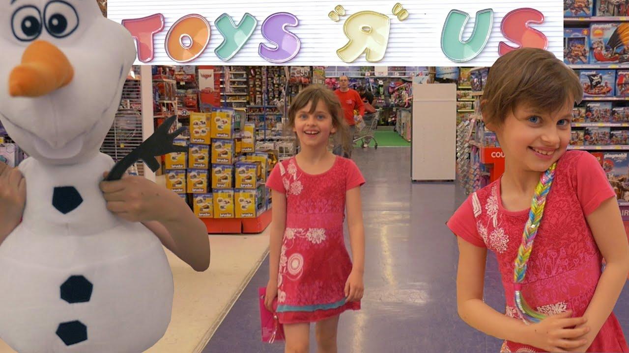 [VLOG] Shopping fun  ToysRus & Boule Surprise Fun & Toy
