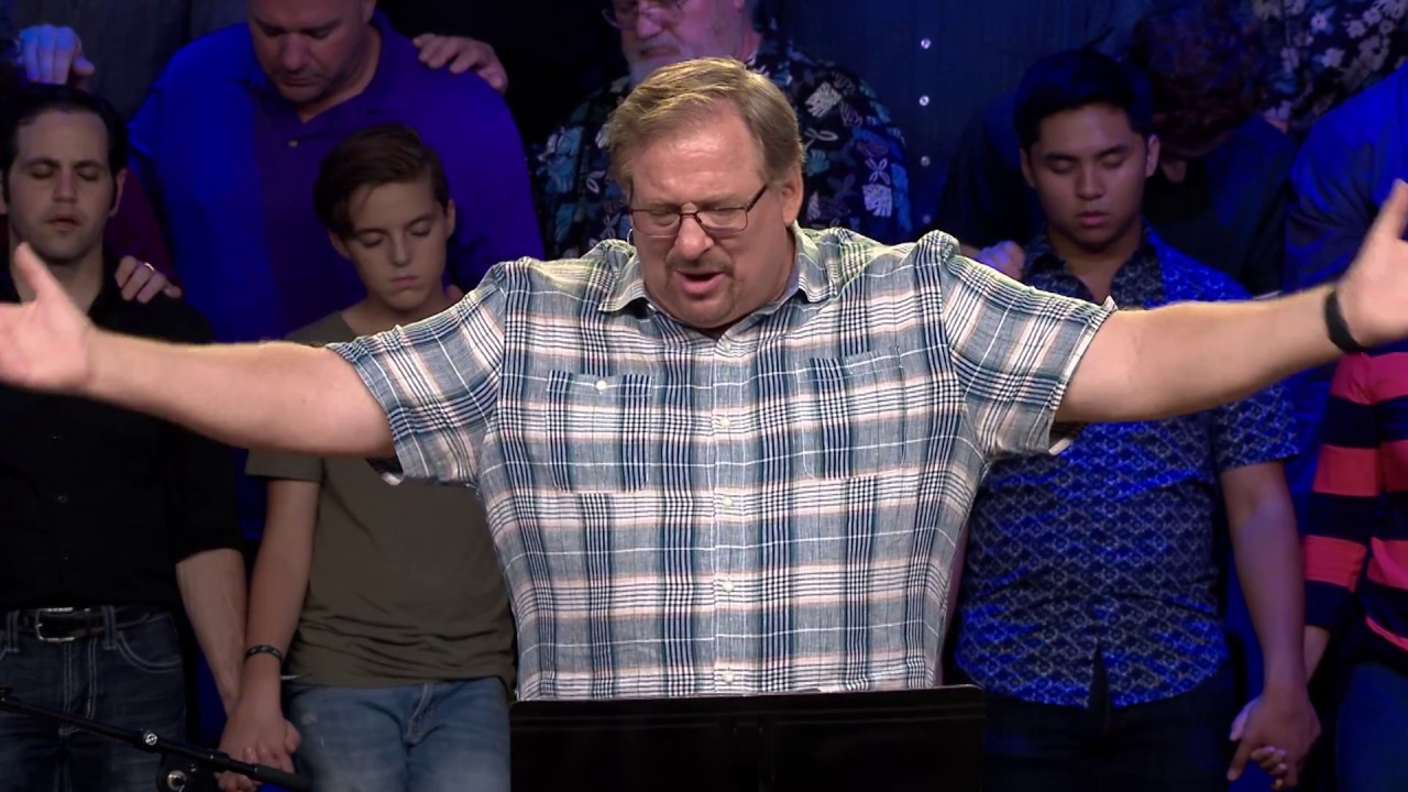 WHAT THE BIBLE SAYS ABOUT RACE, ETHNICITY, AND ORIGIN with Pastor Rick Warren