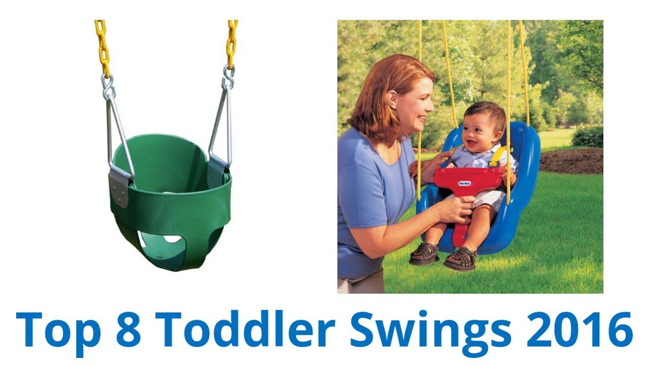 8 Best Toddler Swings