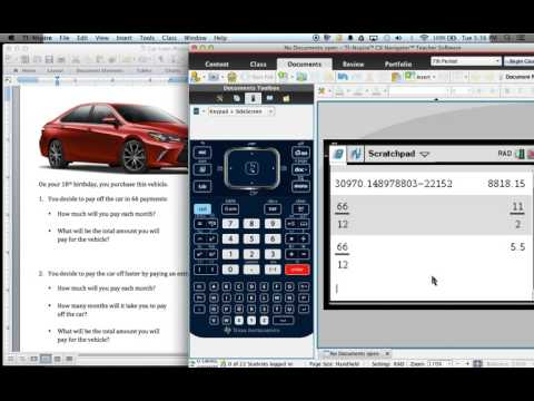 Car Loan Project