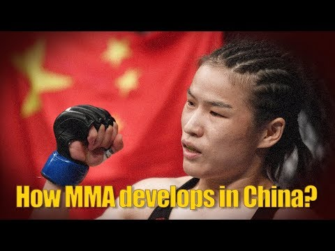 What Happened In China's MMA Before Zhang Weili Became UFC Champion?