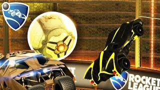 "VICTORY CRATE MASTER + BATMOBIL DLC w Rocket League - Hogaty i Shepard ""NOWY PATCH"""