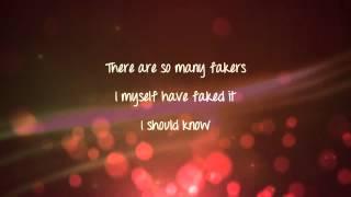 Sara Groves Mystery w/ lyrics on screen