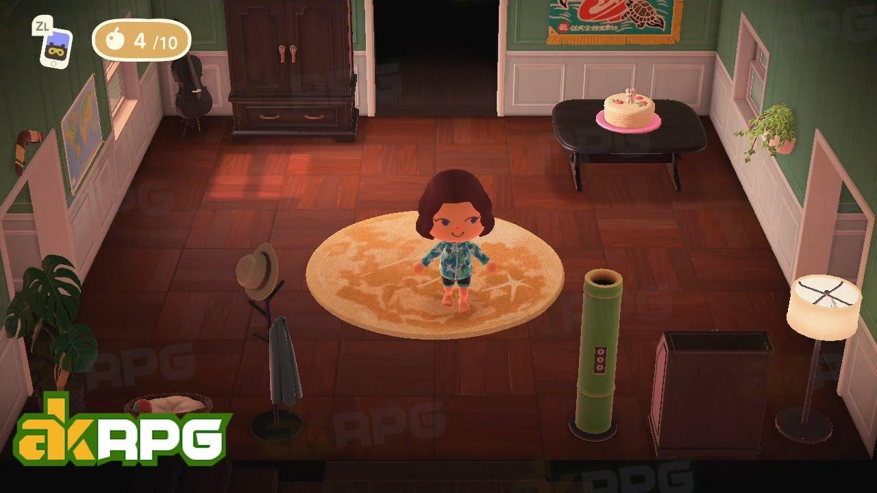 Animal Crossing New Horizons Room Designs - ACNH House ... on Animal Crossing New Horizon Living Room Ideas  id=41332