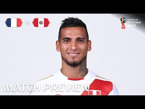 Miguel Trauco  (Peru) - Match 21 Preview - 2018 FIFA World Cup™