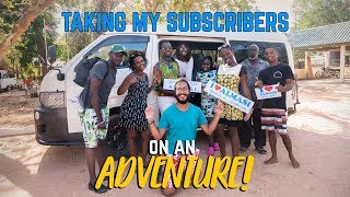 WASINI ISLAND ADVENTURE - Travelling with 7 strangers