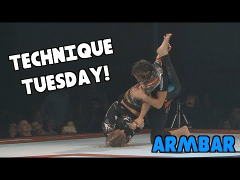 Sneaky Armbar Set Up | Fiona Watson | Technique Tuesday | Powered By Fight To Win