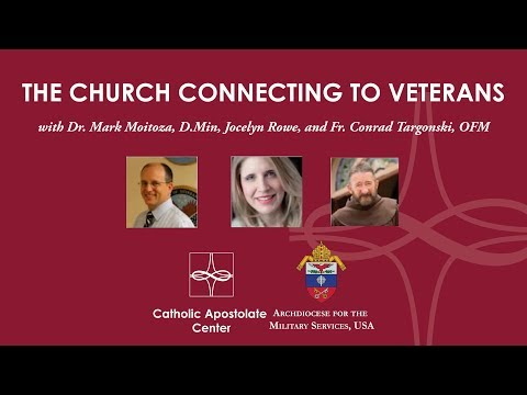 The Church Connecting to Veterans