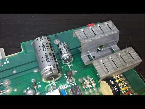1981 Midway Ms Pac-Man PCB Repair