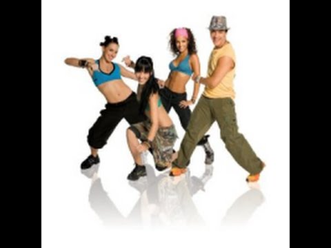 Zumba Exercise Dvd's