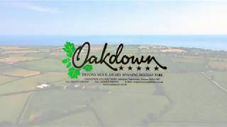 Oakdown Touring and Holiday Caravan Park in the Heart of Devon
