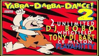 Yabba-Dabba-Dance! 2 (1994) [90s-CD, Compilation] (MAICON NIGHTS DJ)