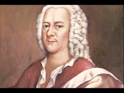 Georg Philipp Telemann - Ouverture - Suite en Re majeur, TWV 55 D:18