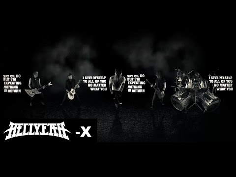 HELLYEAH - 'X' (Lyric Video - 360°)