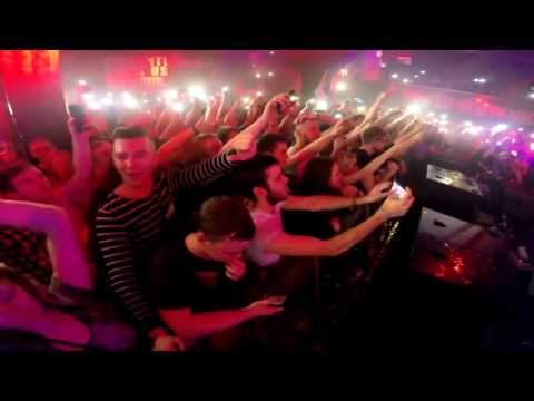 Skrillex in Estonia, Tallinn @ Factory Club 12/02/2015