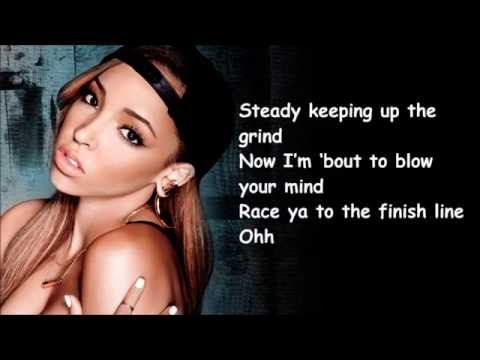 Tinashe - Ain't ready (lyric)