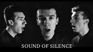 SOUND OF SILENCE - Bass Singer Cover (A cappella Music Video)