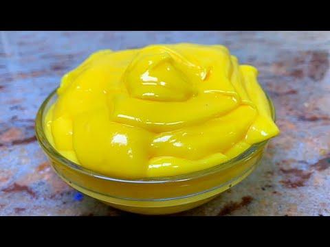 Come Fare la Crema Pasticcera Perfetta - Chef Stefano Barbato