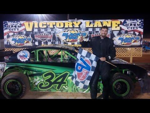 Rick Razillard Nov 4 2016 1st place Fayetteville Motor Speedway