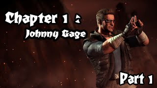 Mortal Kombat X Chapter 1 : Part 1 PC Gameplay
