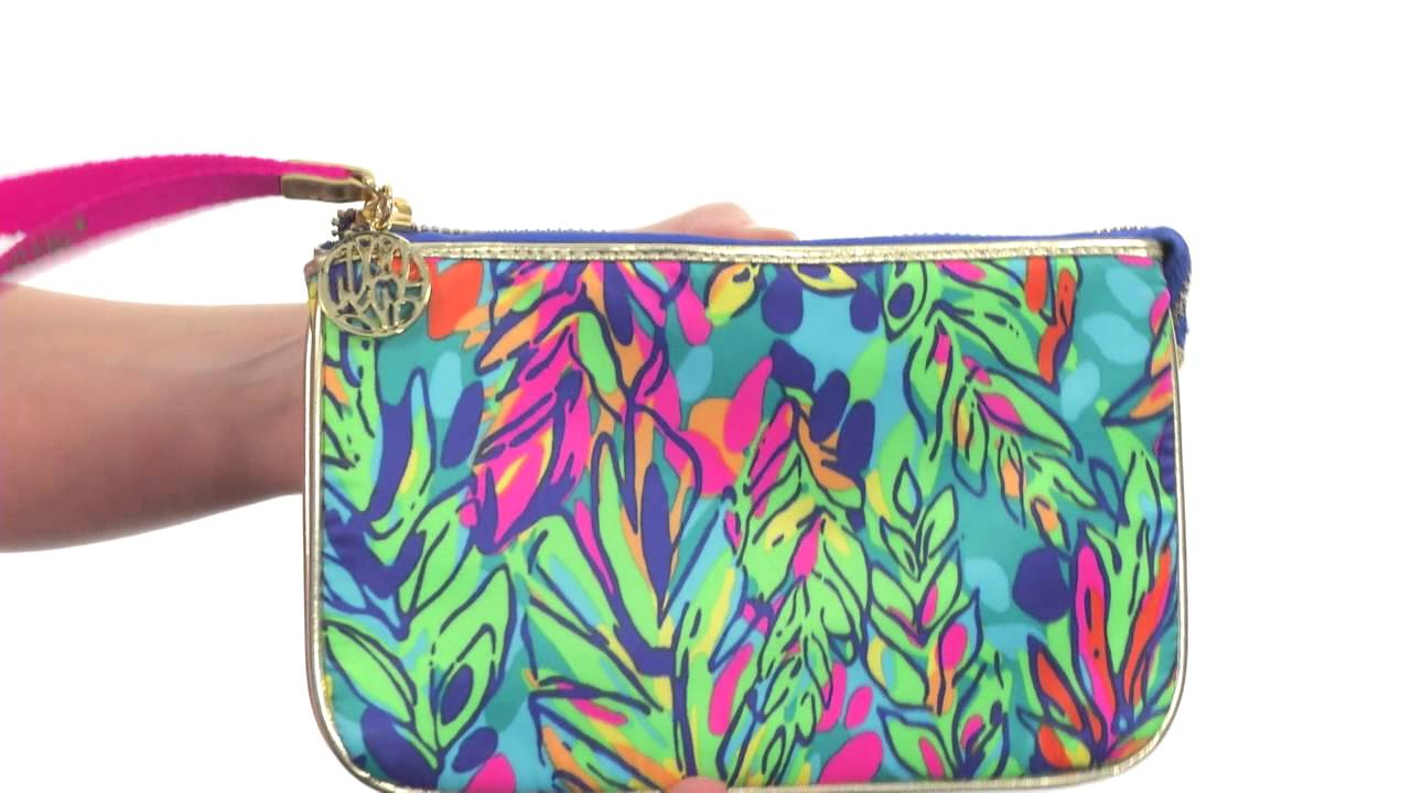 Lilly Pulitzer Double Take Wristlet SKU:8463027