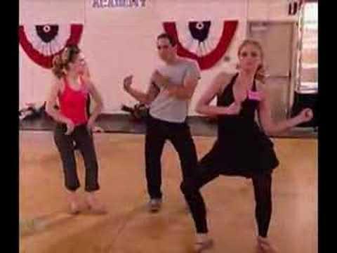 Grease  Ashley Spencer & Cara Hille