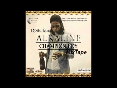 Alkaline- Champion Boy MixTape (By...