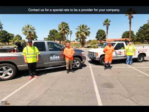 Kaos Solutions    Las Vegas, NV   Automotive Roadside Service