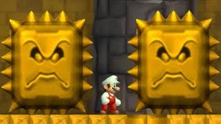 Newer Super Mario Bros Wii - All Castles