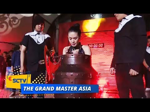 Aksi Berbahaya Jennifer Aiko buat DEMIAN SALUT - The Grand M