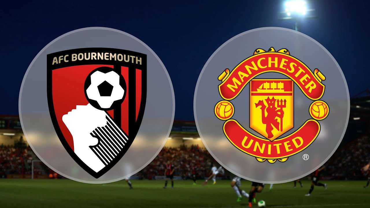 Image result for bournemouth vs manutd