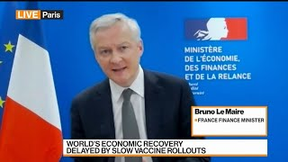 France to Provide Support if New Covid Measures Taken: Le Maire