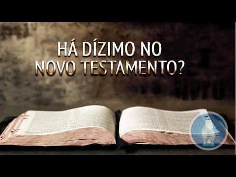 Há Dízimo No Novo Testamento?