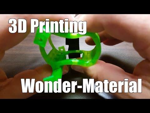 3D Printing Wonder-Material: TPU